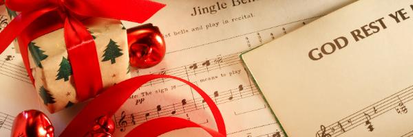 A Christmas Music Prescription